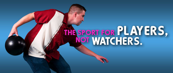 A Sport For Players Not Watchers